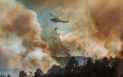14 Mayo – Jornada sobre incendios forestales y trabajos aéreos